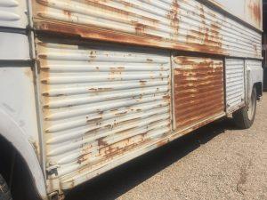 Rusty HY Van